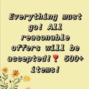 Now 650+ items!